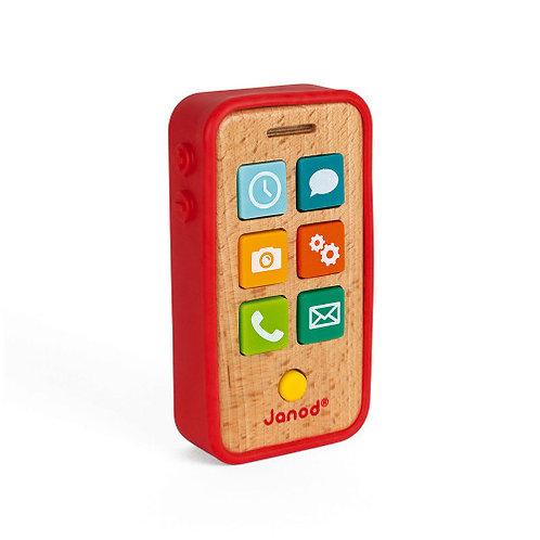 Janod - Smartphone aus Holz