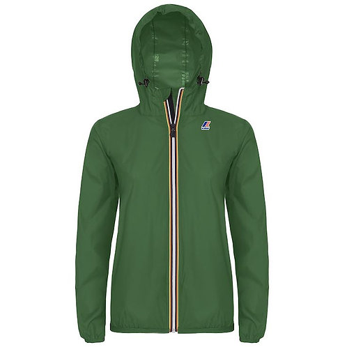 K-Way Regenjacke - grün