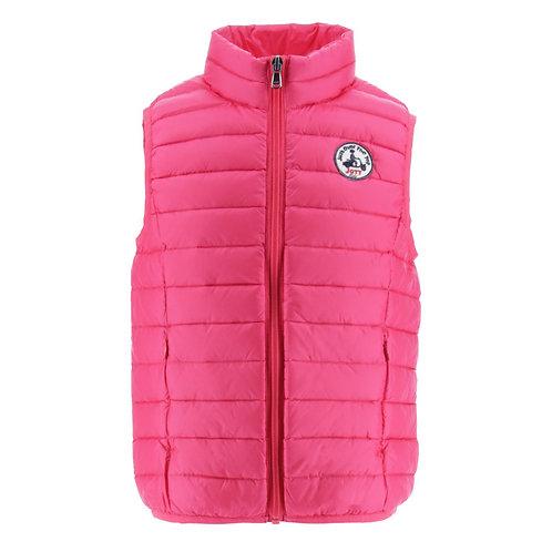 JOTT Down Vest Zoe - pink