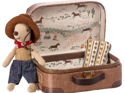 Maileg - Cowboy im Koffer