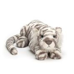 Jellycat - Sasha Snow Tiger