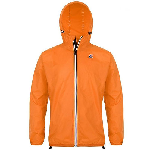 K-Way Regenjacke - orange
