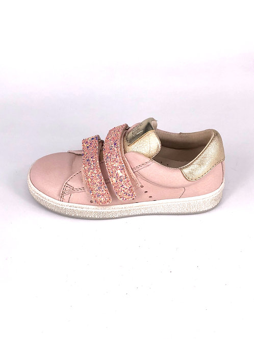 Clic Sneakers rosa/gold