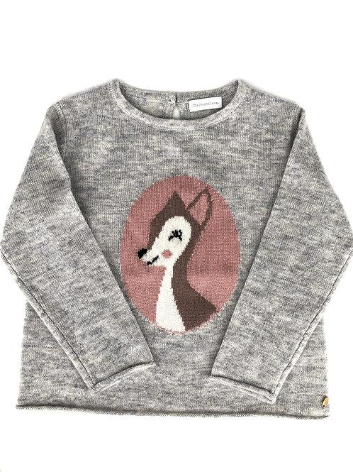 Delicate Love - Sweater Gloria Bambi
