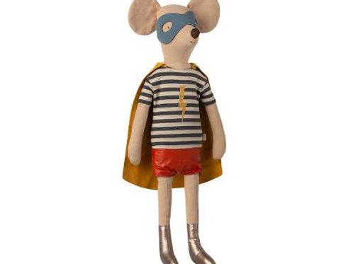 Maileg - Superhero mouse maxi Boy
