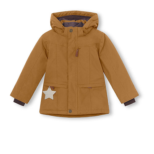 Mini A Ture - Vesty Winterjacke - Buckthorn Brown