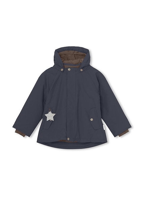 MINI A TURE - Winterjacke Wally dunkelblau