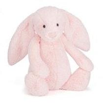 Jellycat bashfull bunny rosa - riesig