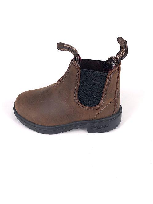 BLUNDSTONE Stiefel - rustic brown