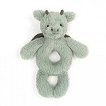 Jellycat bashful dragon grabber - baby