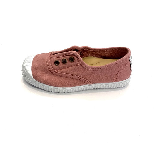Natural World - Sneaker rosa antic