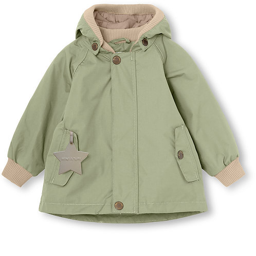 Mini A Ture - Jacket Wally - oil green