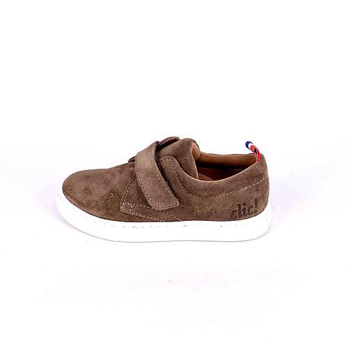 Clic! Sneaker braun