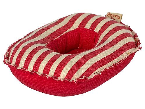 Maileg - Gummiboot rot/weiß