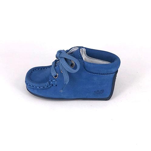Jochie & Freaks Lauflernschuh  - kobaltblau