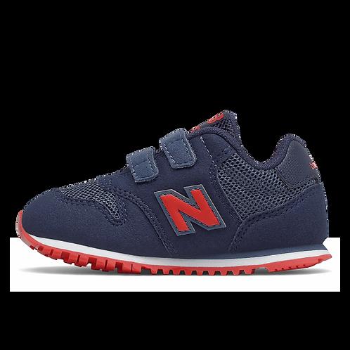 New Balance Sneaker 500 - navy/rot