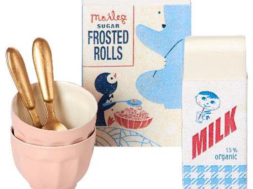Maileg - Frühstücksset für 2