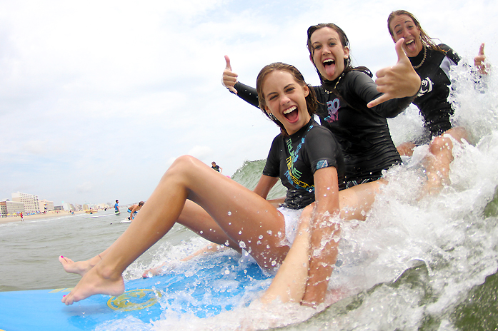Surf Camp Virginia Beach