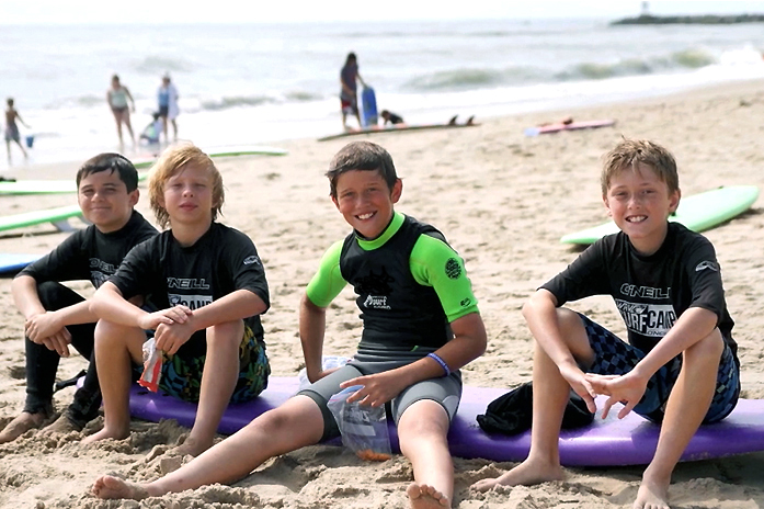 Surf Camp Virginia Beach