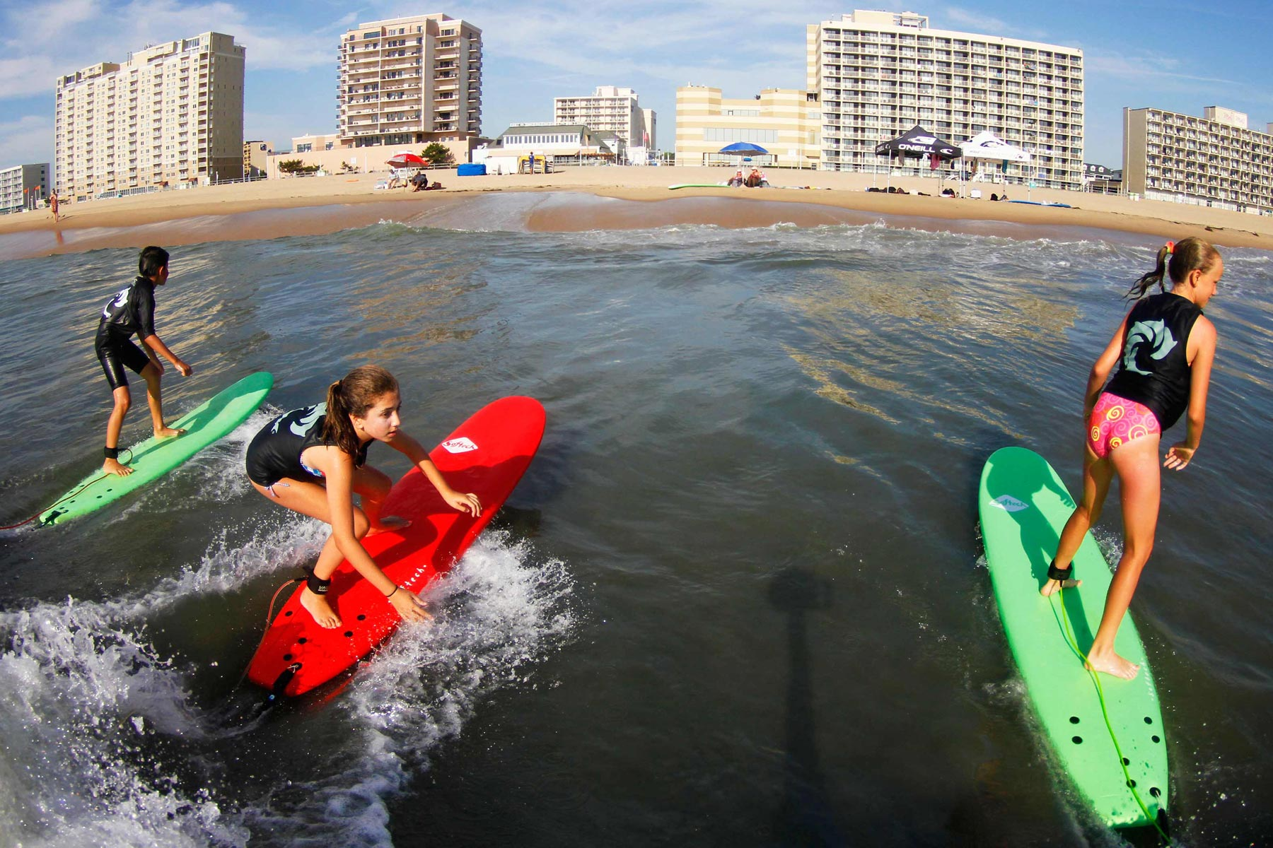 Virginia Beach Surf Camp