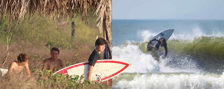 Learn to surf in virginia beach