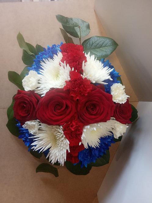VE Day Table Piece