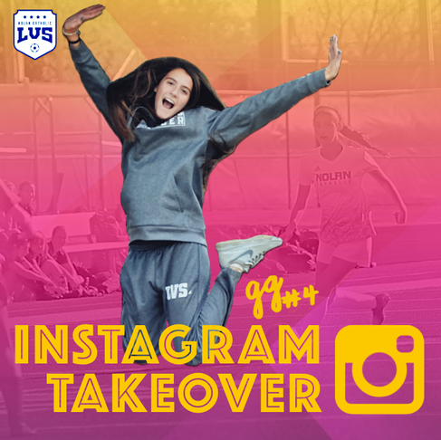 Daily Process: LVS Instagram TakeOvers & LIVE Events