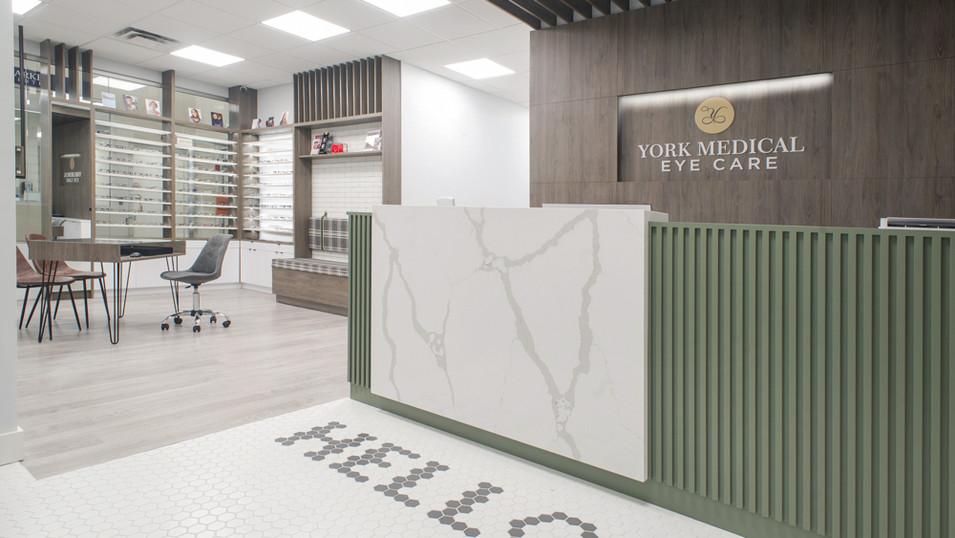 York Medical Eye Care