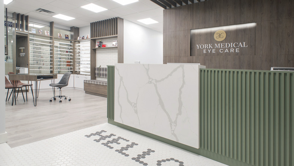 York Medical Eye Care