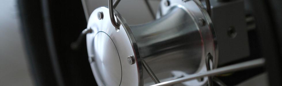 Aluminium Radnaben