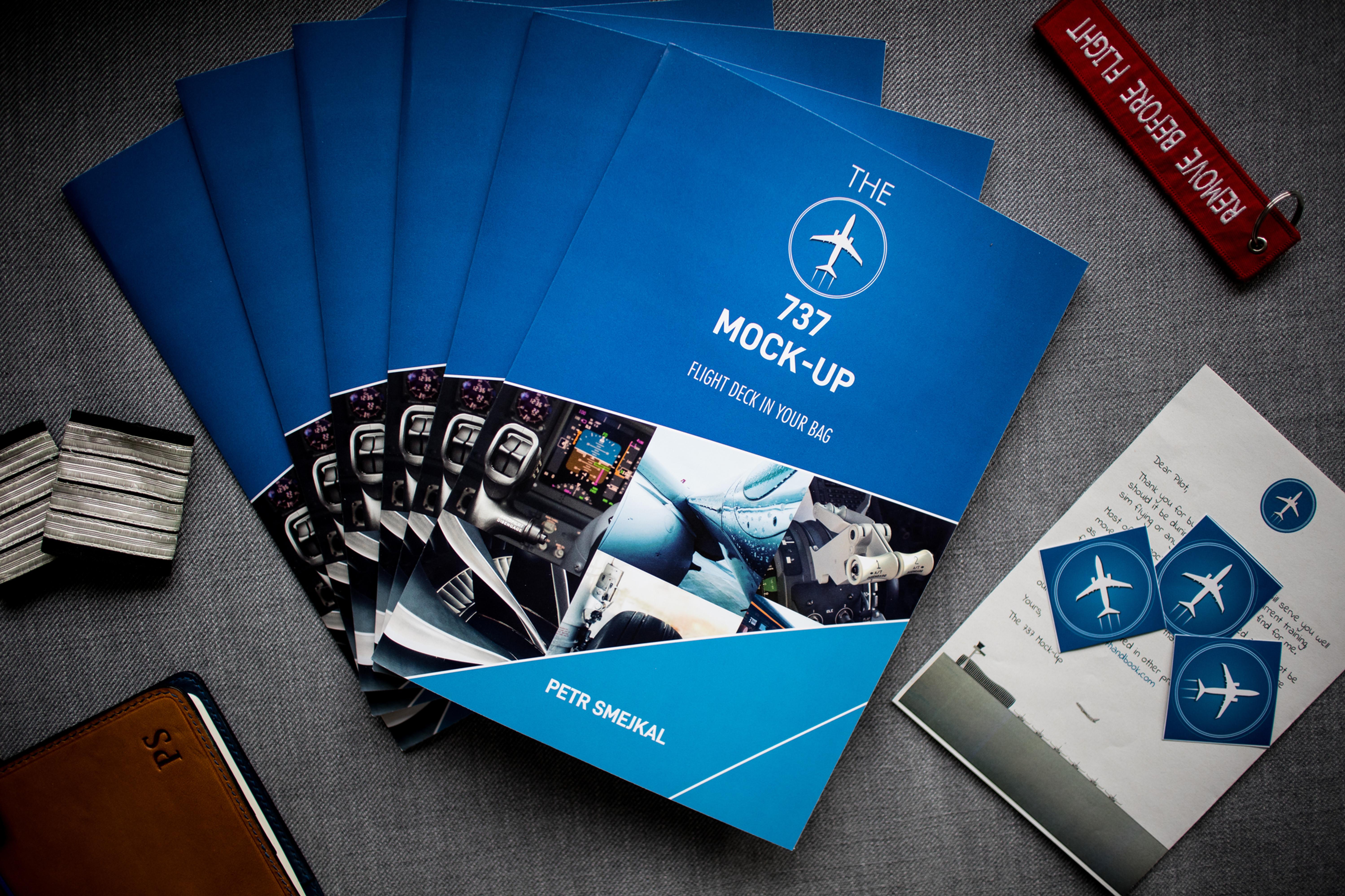 The 737 Handbook, The 737 Mock-up   737 Publishing LLP