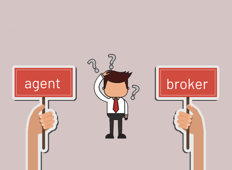 What is the Difference Between a Real Estate Agent and Broker?
