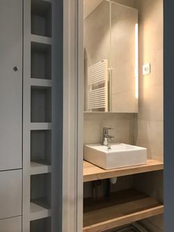 Nouvelle salle d'eau
