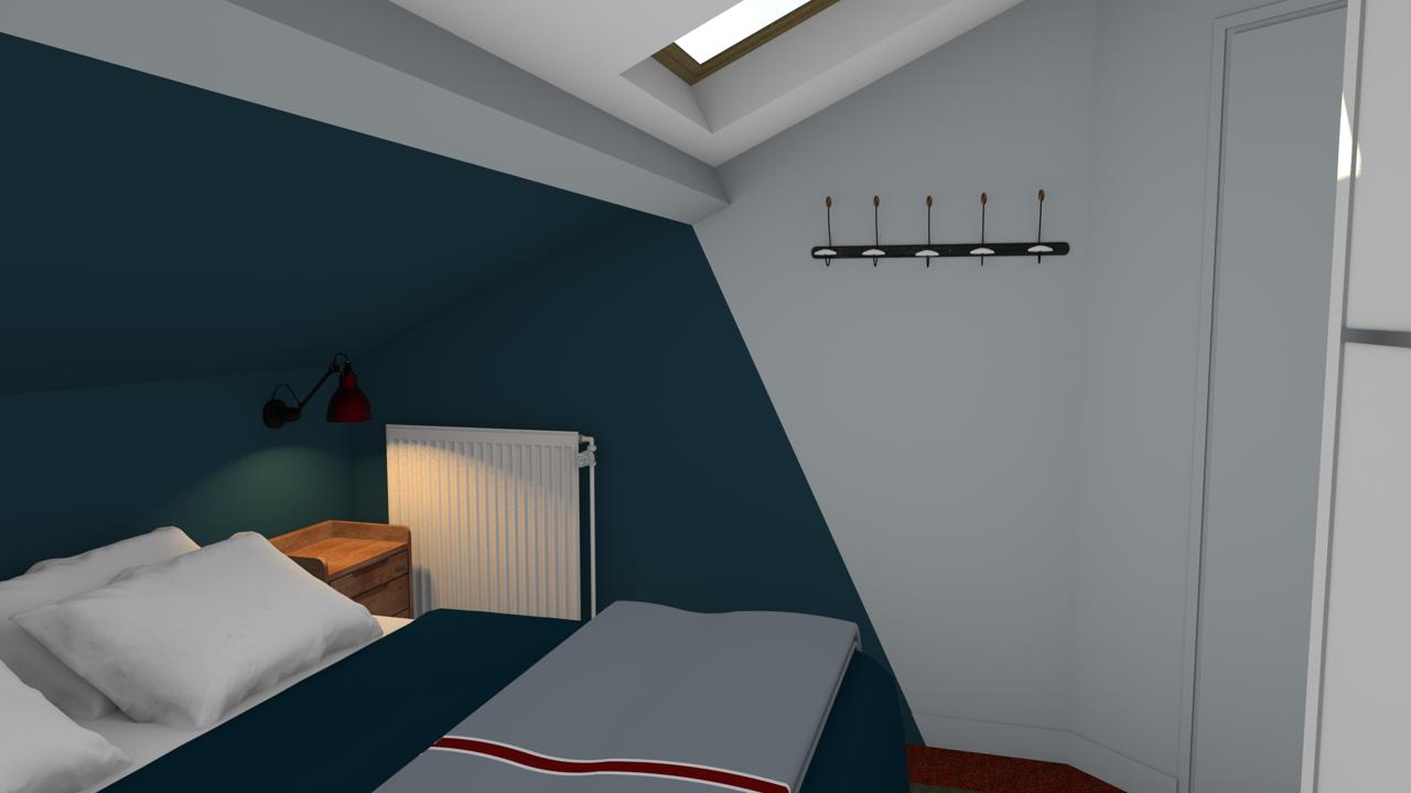 Chambre 2 proposition 2