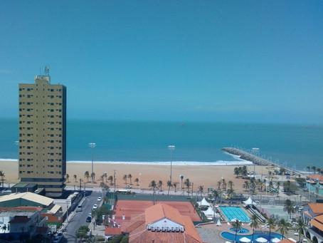CNews: Ambientalistas protestam contra obras na Praia de Iracema
