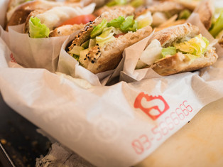 SF Sandwich  Bag