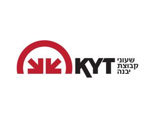 KYT Hebrew logo