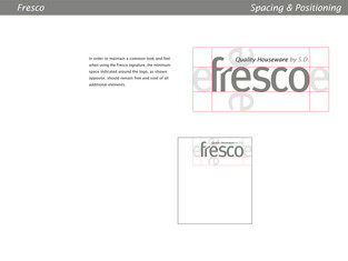 Fresco Graphics Standard Manual