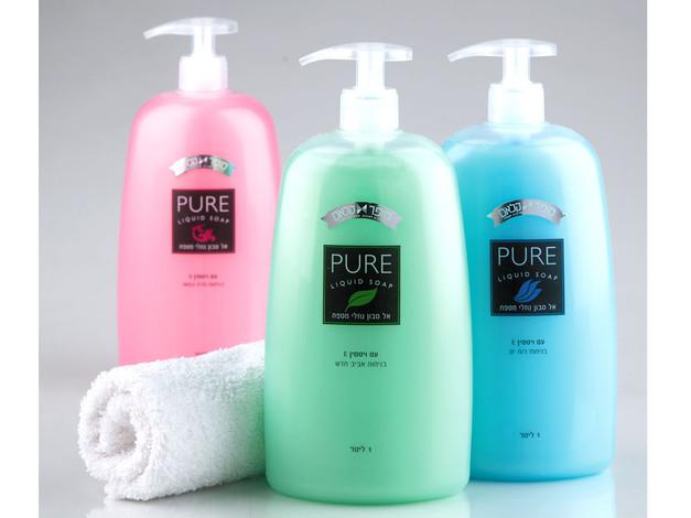 SC liquid soap