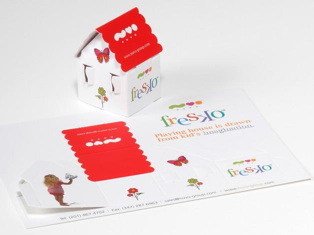 Fresko marketing brochure