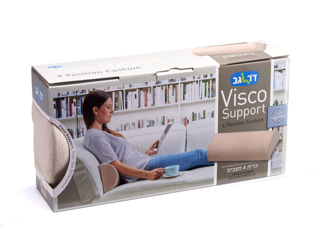 Professional support pillows