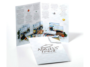 Angel's Touch sales brochure