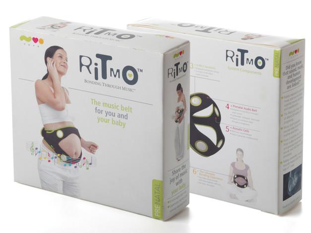RITMO™ Prenatal Music Belt