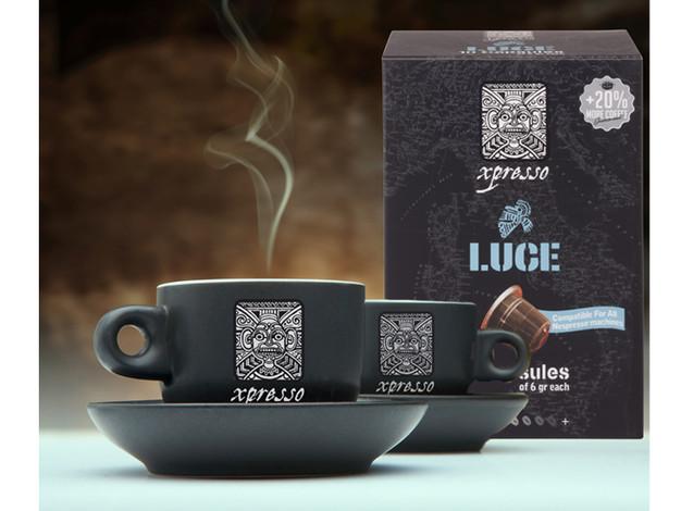XPRESSO coffee brand Hong Kong