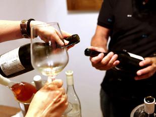Sharing the new wine