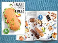 GF=Gluten Free and Gidron's Favorite