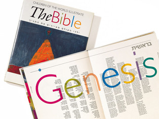 Children of the World Illustrate the Bible