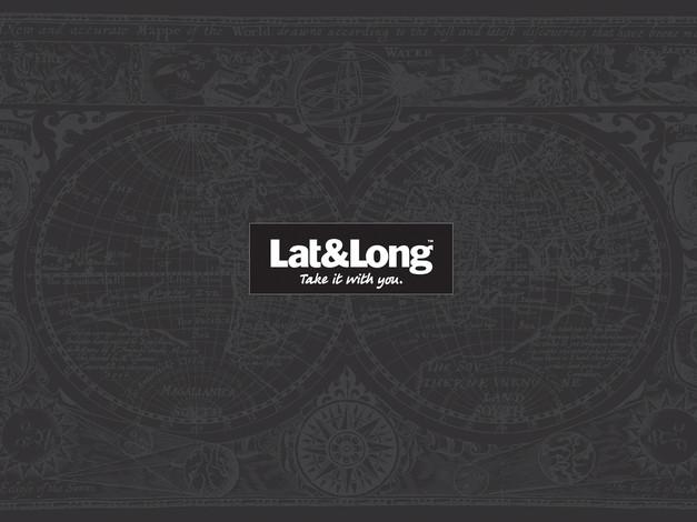 Lat & Long T-shirt Gift Box