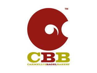 Carmelli's Bagel Bakery new logo