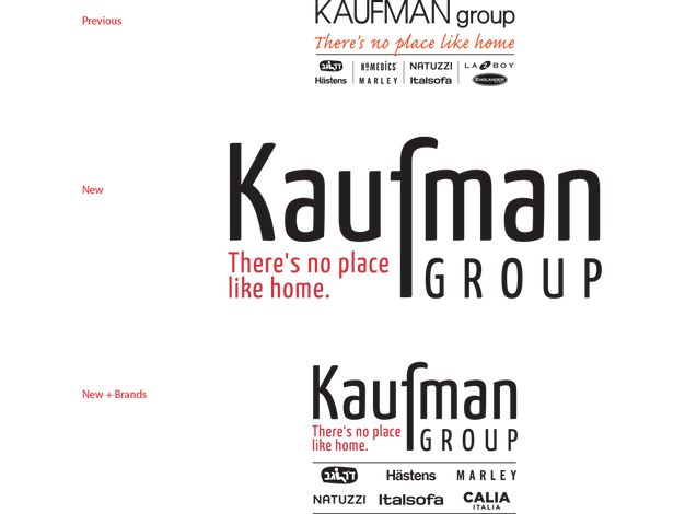 Kaufman Group Previous Logo